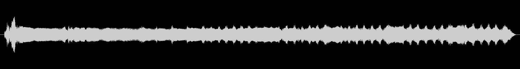シーケンス ディジュリドゥシングル...の未再生の波形