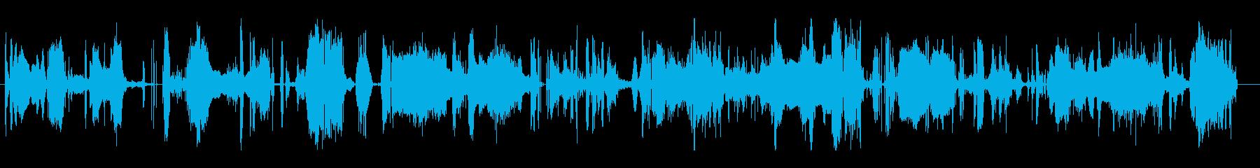 PHANTOM PHART PHA...の再生済みの波形