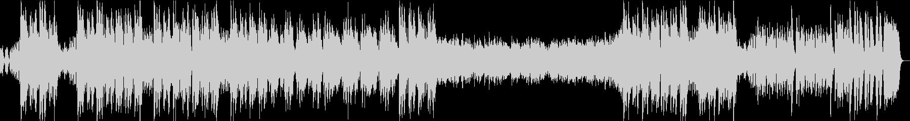 メンデルスゾーンの結婚行進曲・全曲フルの未再生の波形