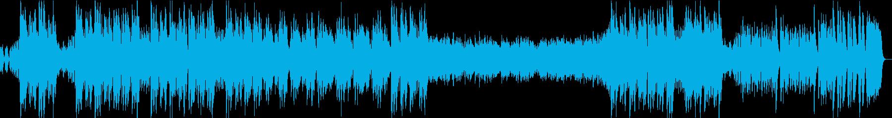 メンデルスゾーンの結婚行進曲・全曲フルの再生済みの波形