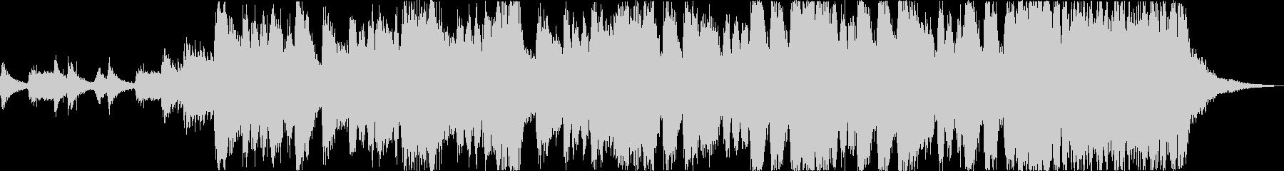 盛大なオープニングファンファーレaの未再生の波形