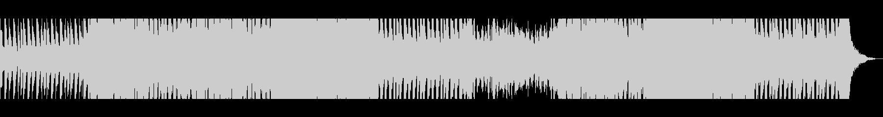 シンゴジラ/エヴァ風イントロオーケストラの未再生の波形