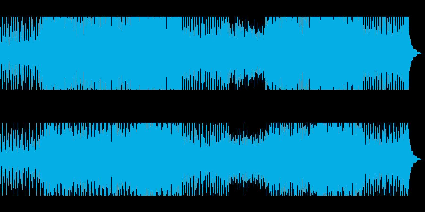 シンゴジラ/エヴァ風イントロオーケストラの再生済みの波形