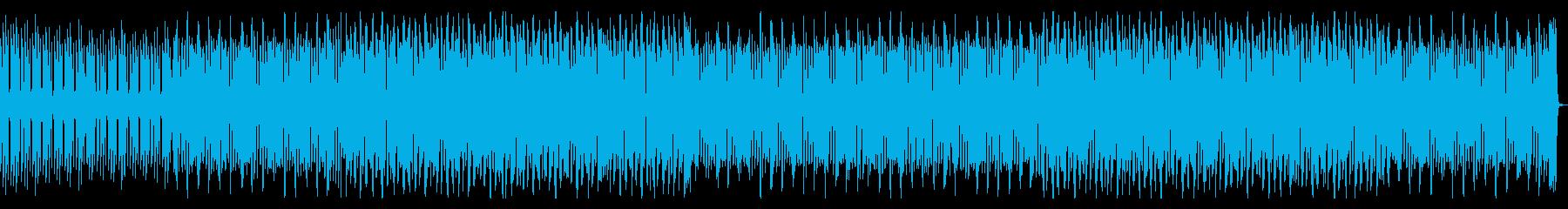 タイムアタック。テクノ。の再生済みの波形