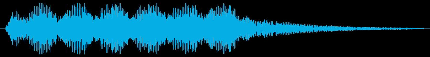 パッド SFミステリアスプラネット06の再生済みの波形