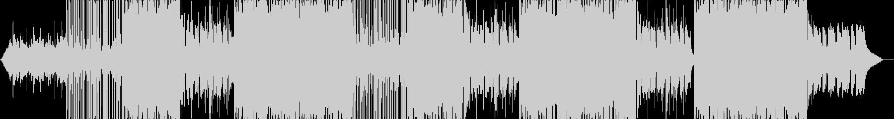サンレモスタイル。の未再生の波形