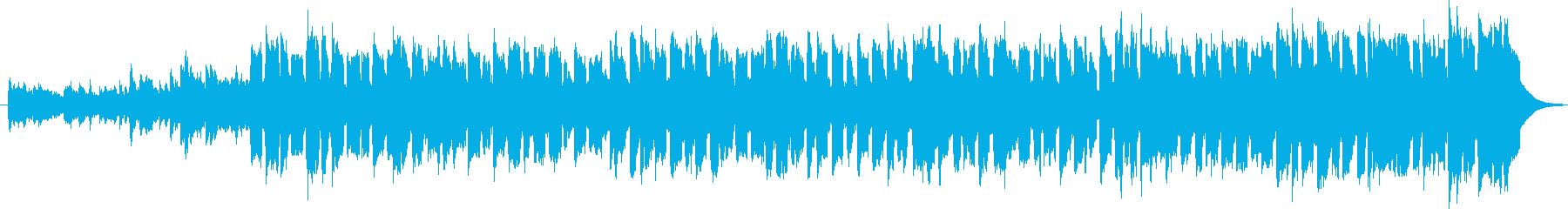 メランコリック。地下ポップ。の再生済みの波形