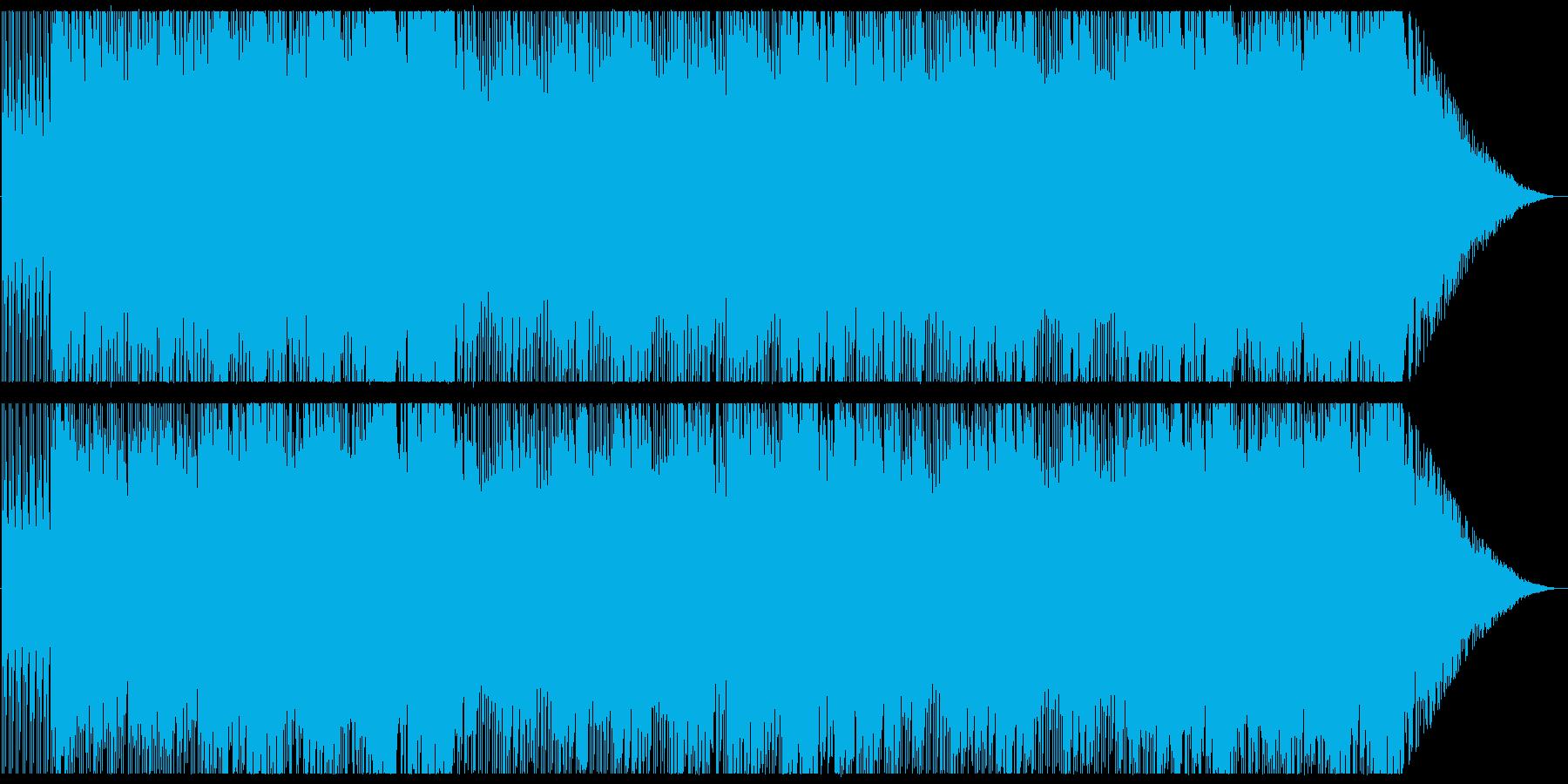 Hamburgの再生済みの波形