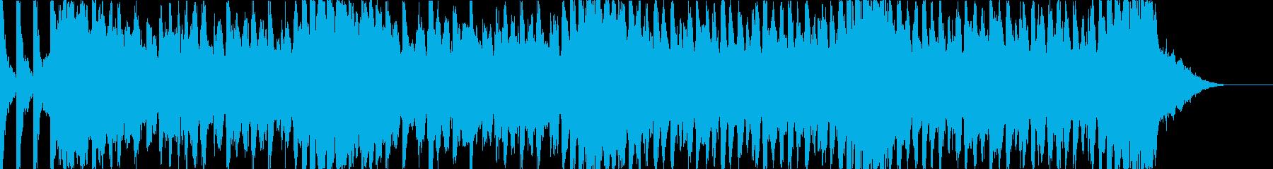 """""""いいとこ取り""""なEDMドロップアンセムの再生済みの波形"""