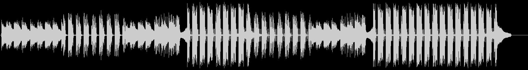 Future Pop 洋楽 メロウ の未再生の波形
