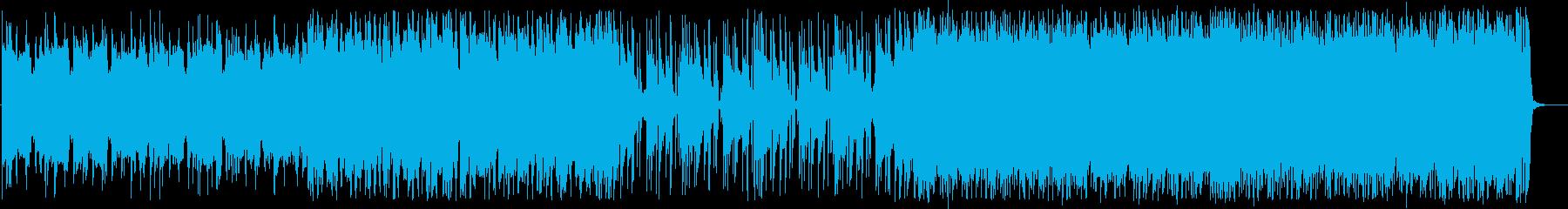疾走感/エレクトロロック_No471_2の再生済みの波形