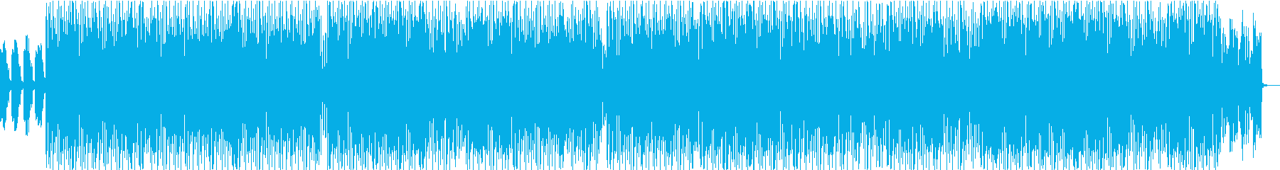 トラップ ヒップホップ 劇的な 神...の再生済みの波形