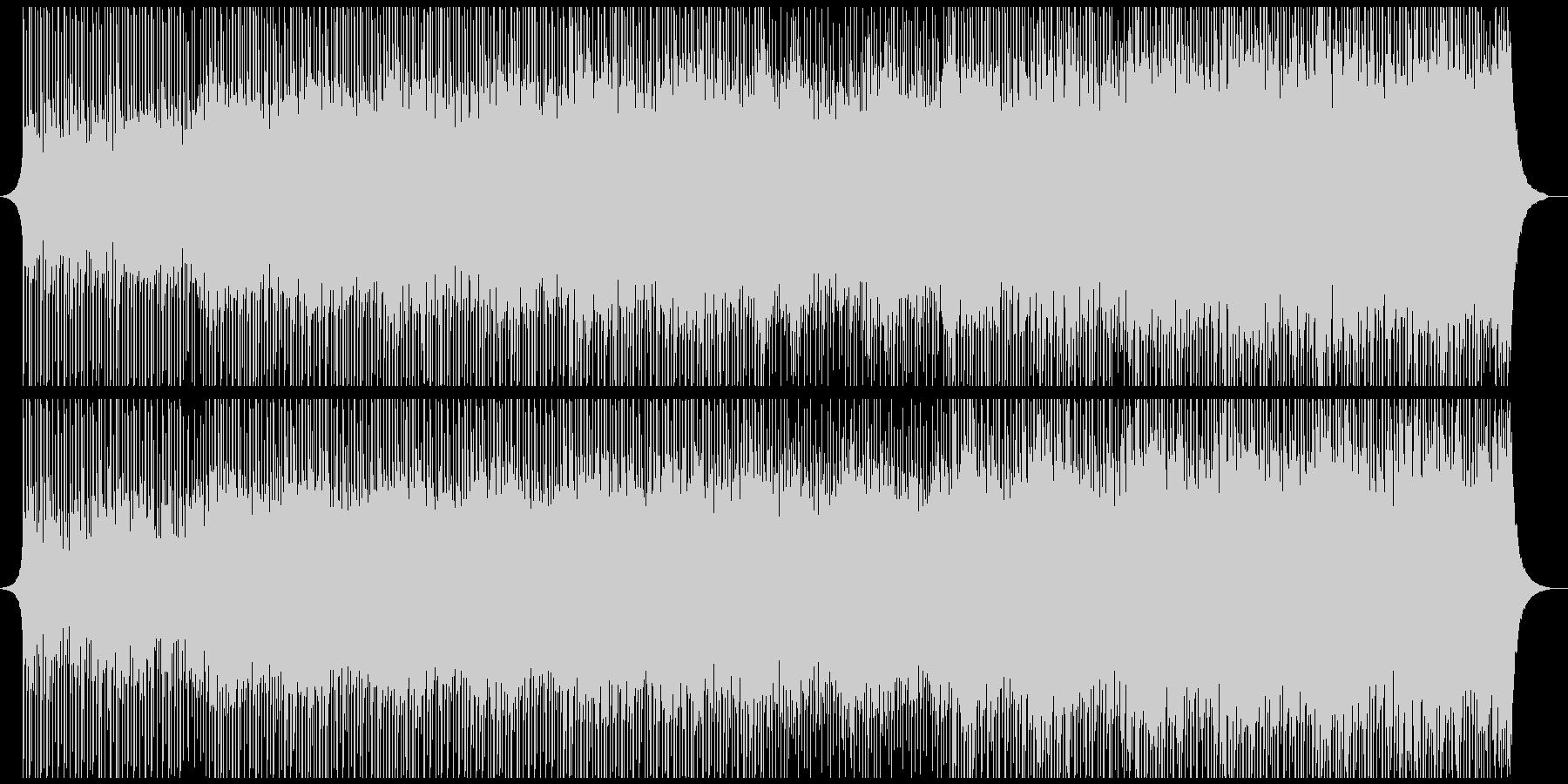 研究所の未再生の波形