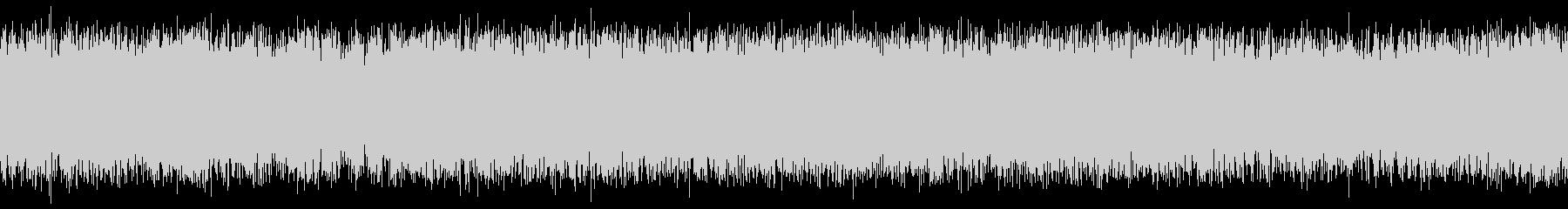 列車の走行音2(IC)の未再生の波形