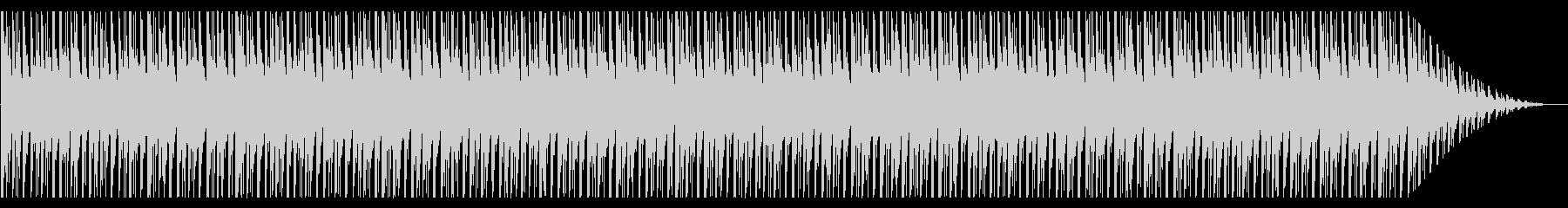 BGMに最適なエレクトロの未再生の波形
