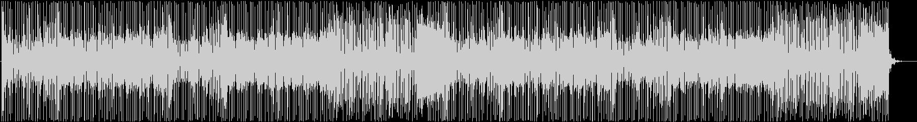 ポップなカートレースBGM01の未再生の波形