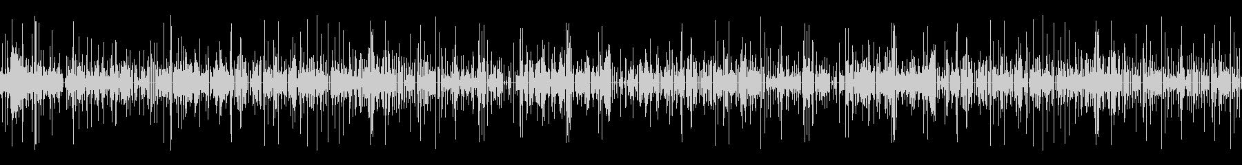 LPレコードプレーヤー:45 RP...の未再生の波形