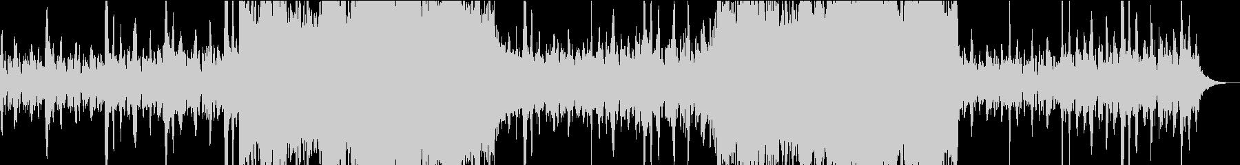 弦楽アンサンブル、ティンパニ、ホル...の未再生の波形