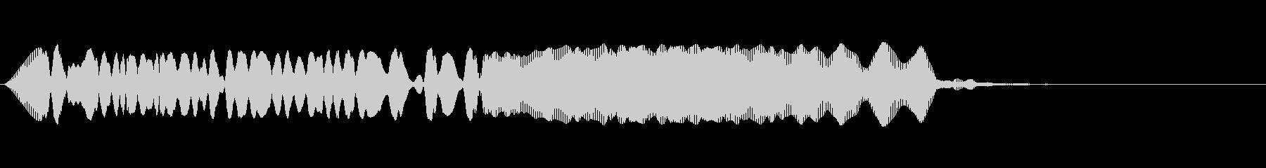 THEREMIN:トーキングアクセ...の未再生の波形