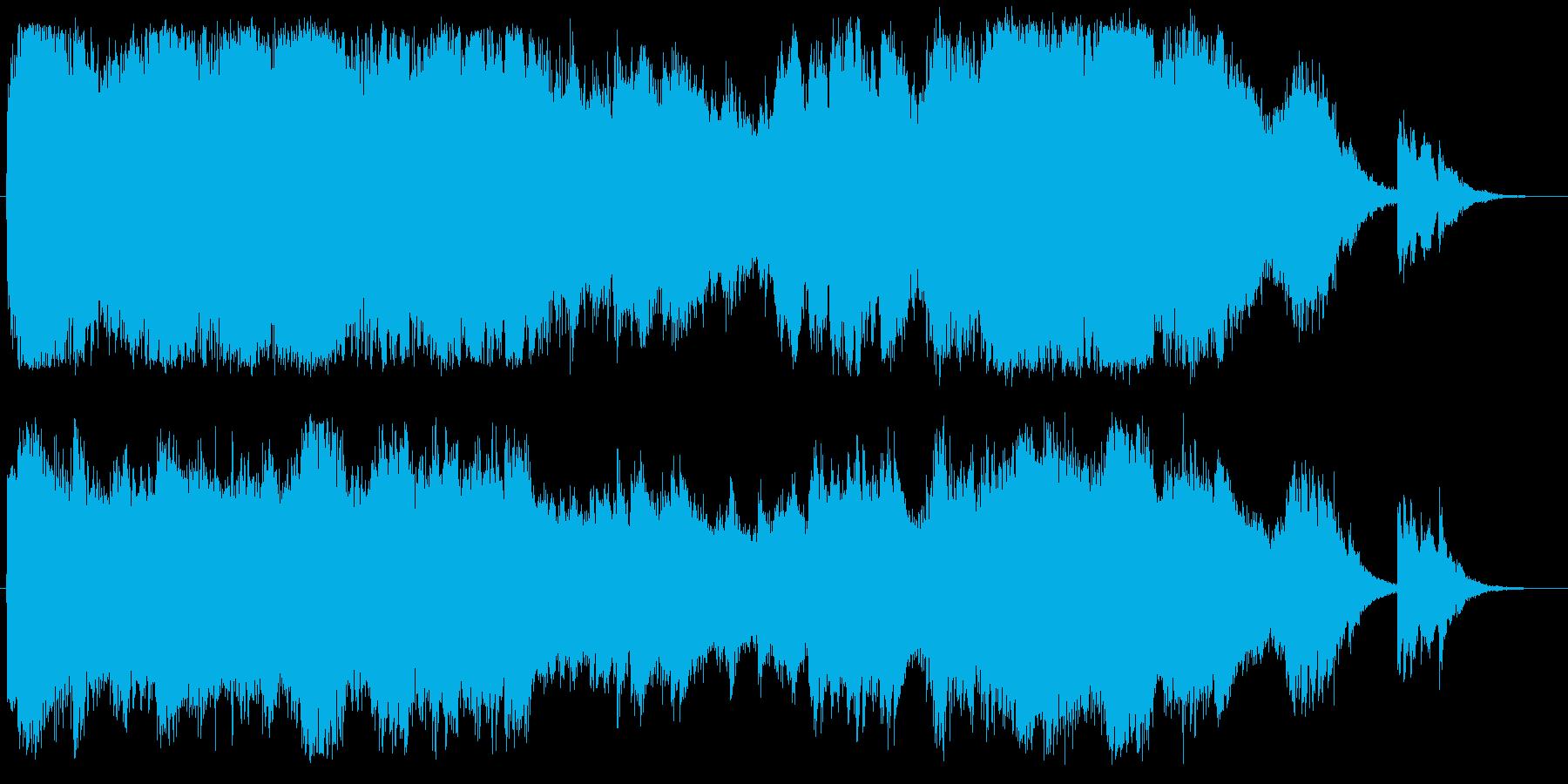 民族楽器 緊迫 ラスボス登場 言葉失うの再生済みの波形