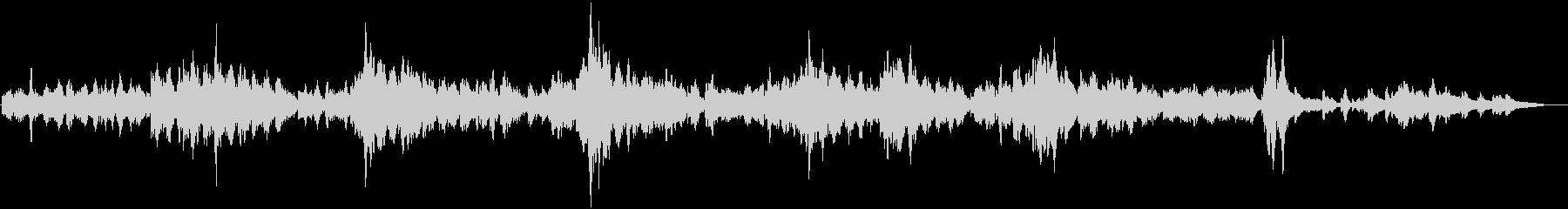 ドヴォルザーク/ロマンティックな小品4の未再生の波形