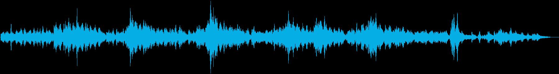 ドヴォルザーク/ロマンティックな小品4の再生済みの波形
