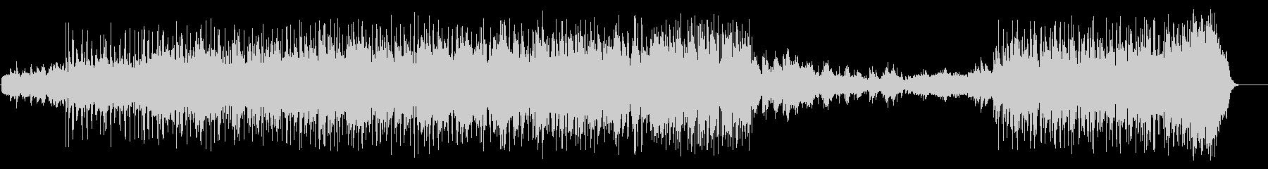 ムーディーなアーバン・ナイトの未再生の波形