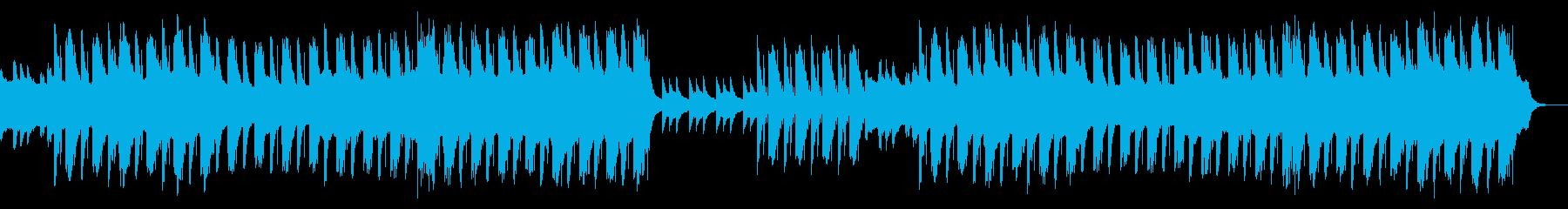 洋楽 最近のヒップホップ(Trap)の再生済みの波形