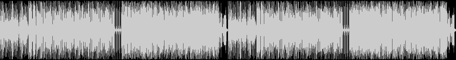 8bitファミコンオープニング【ループ】の未再生の波形