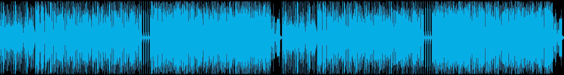 8bitファミコンオープニング【ループ】の再生済みの波形