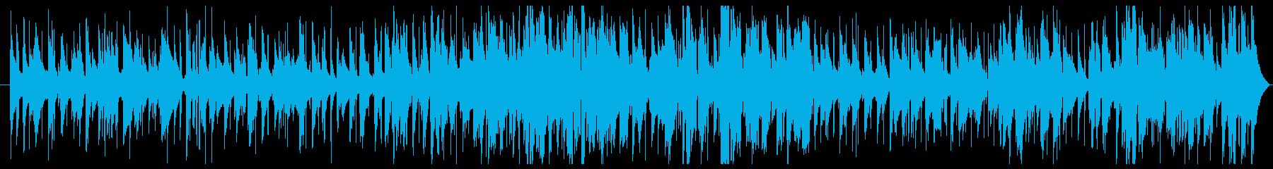 心地良い大人な雰囲気のスタンダードジャズの再生済みの波形