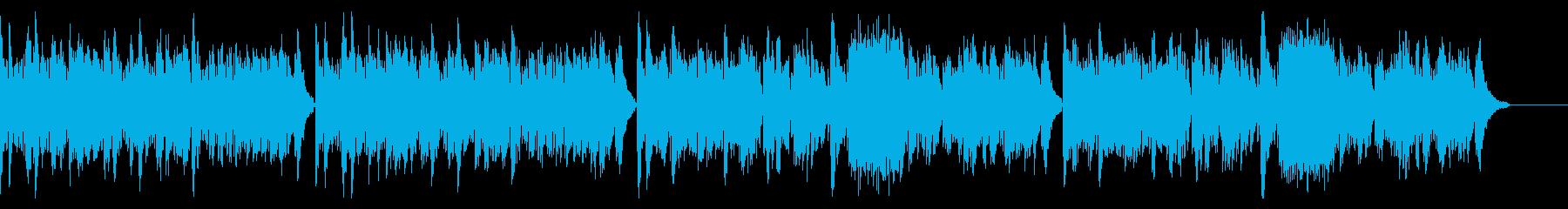 優雅で晴朗なチェンバロ バロック・高音質の再生済みの波形