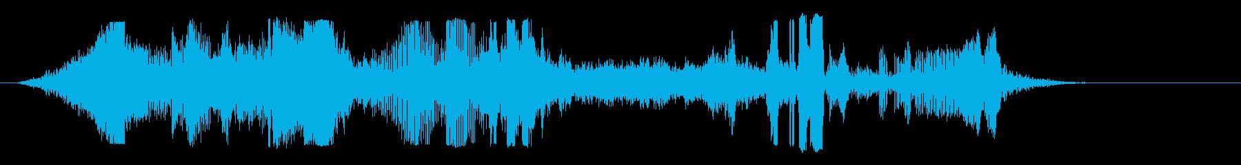オートバイモトクロス; 250 C...の再生済みの波形