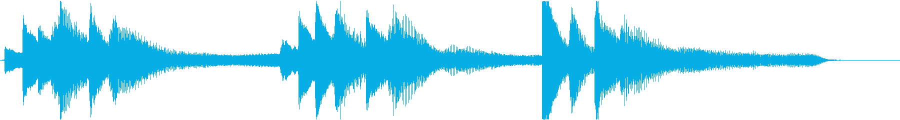 Shinning Moment 3の再生済みの波形
