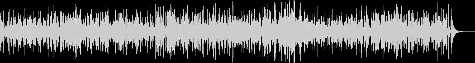 お洒落なジャズピアノトリオ11の未再生の波形