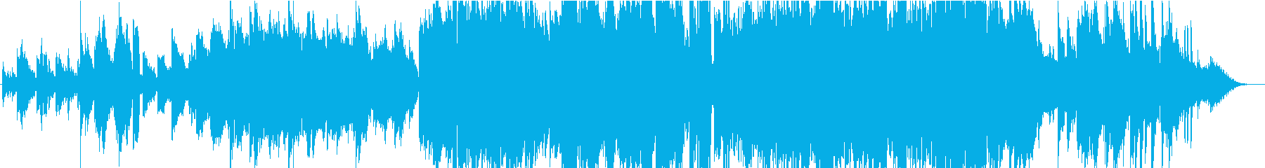 童謡「七夕様」のアレンジ。ピアノ、笛使用の再生済みの波形