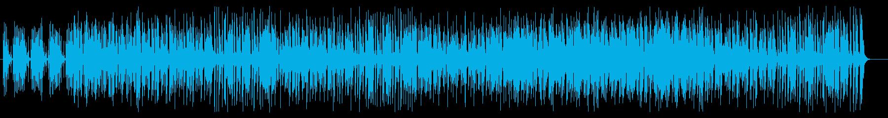 甘く切ないレゲエポップの再生済みの波形