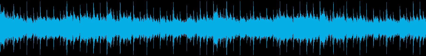 【メロなし・ループBメロ】和楽器EDMの再生済みの波形