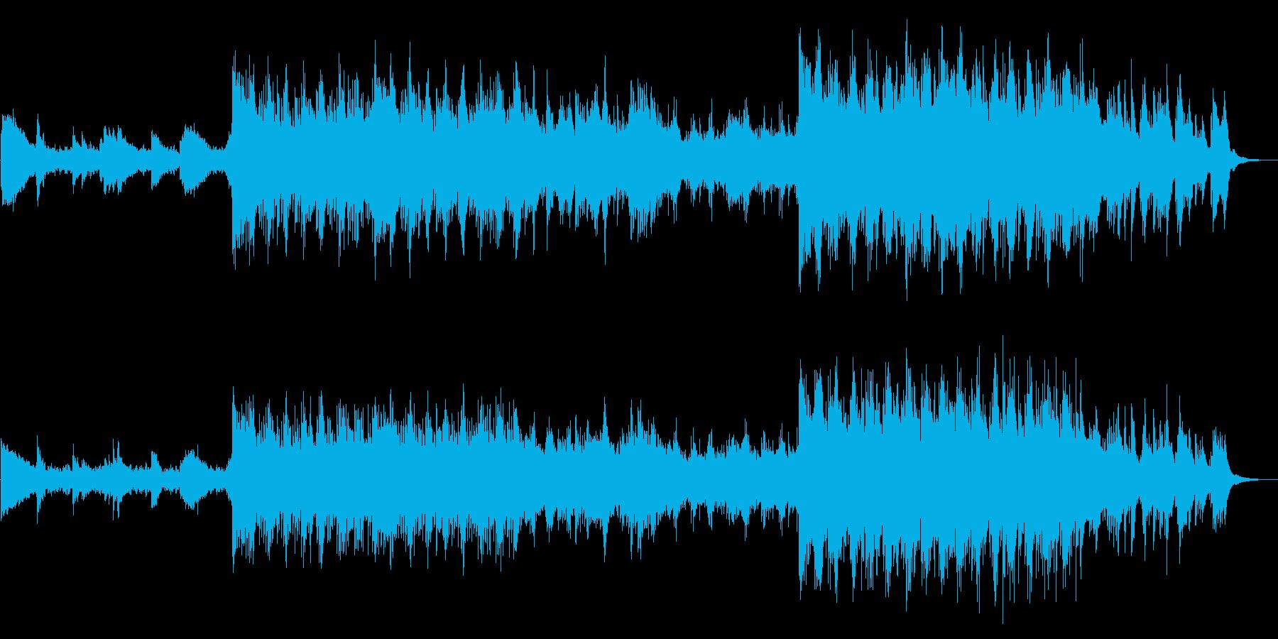 この主にオーケストラトラックは神秘...の再生済みの波形