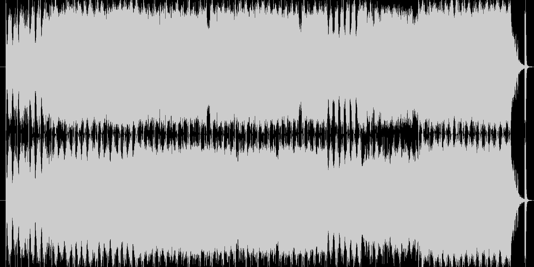 バイオリンとビオラのワルツです。の未再生の波形