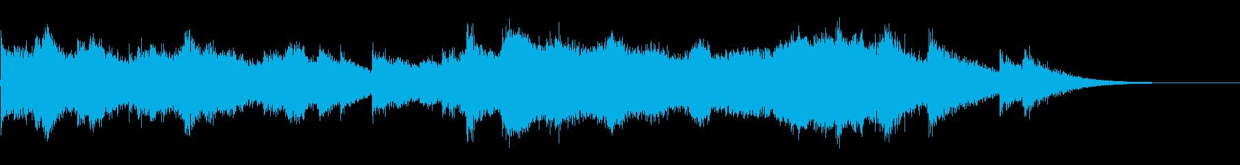 異世界 4の再生済みの波形