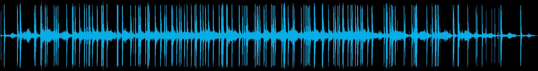 FAMAS F1、.223レミント...の再生済みの波形