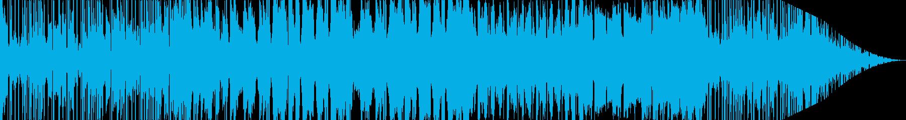 ダブステップ 積極的 焦り 広い ...の再生済みの波形
