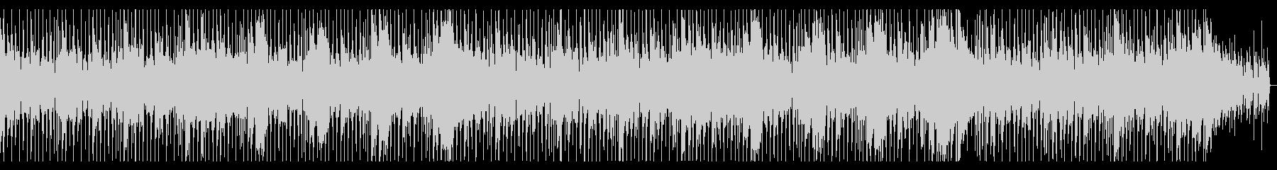 サックスが色っぽいチル系スムースジャズの未再生の波形