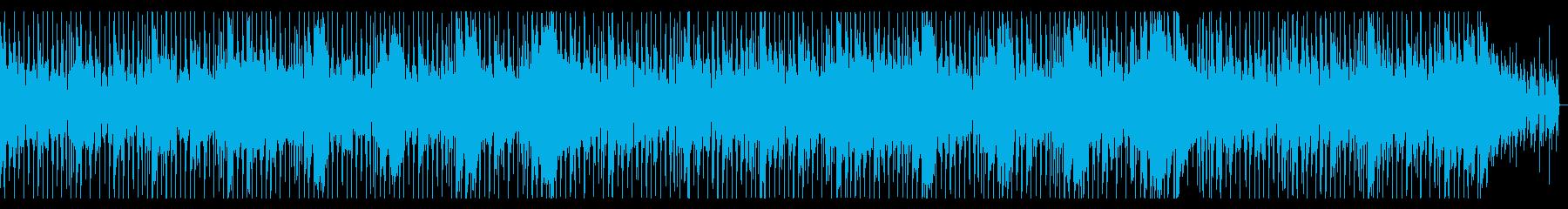 サックスが色っぽいチル系スムースジャズの再生済みの波形
