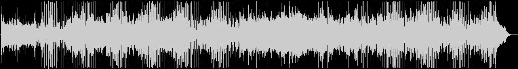 落ち着いて広がりのあるBGM。ホルンの音の未再生の波形