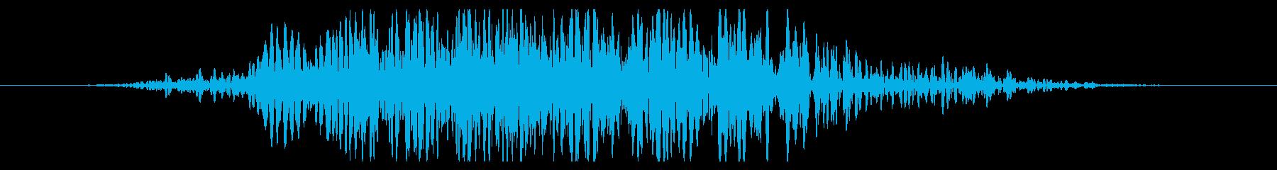 斬撃 ディープスコールヘビーショート06の再生済みの波形