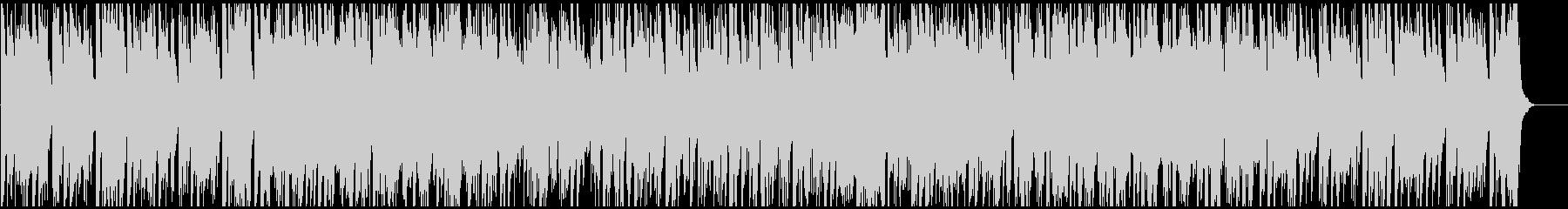 ヒップホップ系ジャズファンク Sax生録の未再生の波形