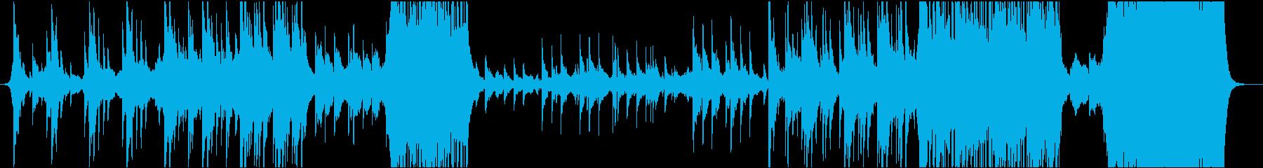 アンビエント 荘厳 透明感 淡々 打楽器の再生済みの波形