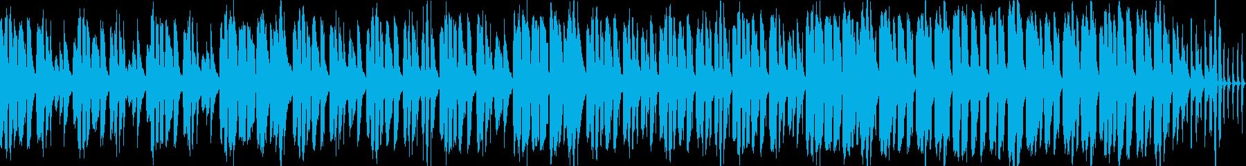 ゆる~いほのぼのかわいい鍵盤ハーモニカの再生済みの波形